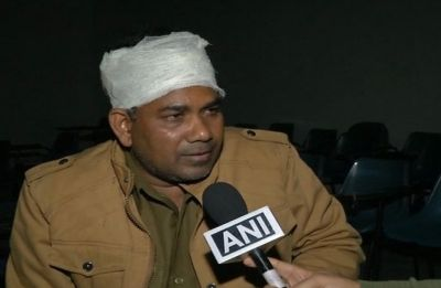Bulandshahr violence: As many as 350 people attacked cops, says eyewitness policeman