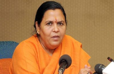 After Sushma Swaraj, Uma Bharti says won't contest 2019 Lok Sabha polls