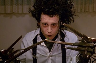 Johnny Depp feared Tom Hanks would be the choice for 'Edward Scissorhands