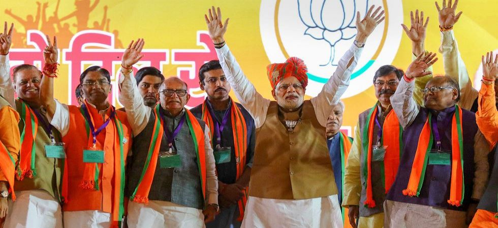 Rajathan Election: Congress is 'architect of corruption', says PM Modi (Photo Source: PTI)