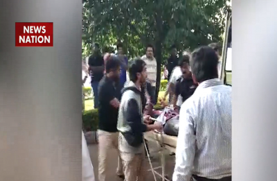 Explosion at IISc Bangalore, researcher killed, 3 critically injured