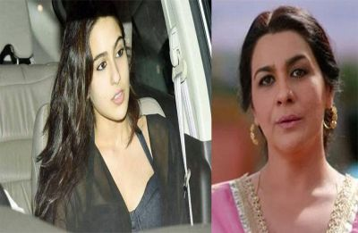 Sara Ali Khan reveals secrets about her mother Amrita Singh's 'bindass' life