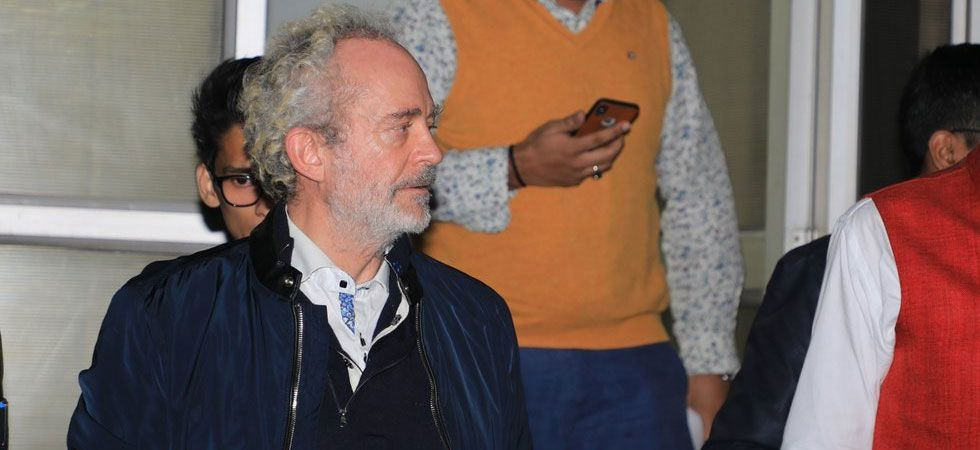 Michel, a British national was extradited to India from Dubai on Tuesday night. The investigators claim that he was the middleman in the AgustaWestland VVIP choppers. (ANI Photo)