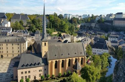 Luxembourg now the first country in the world to make public transport free