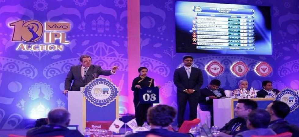 Richard Madley will not be part of the auction that will be conducted in Jaipur for the 2019 edition of the Indian Premier League. (Image credit: Twitter)