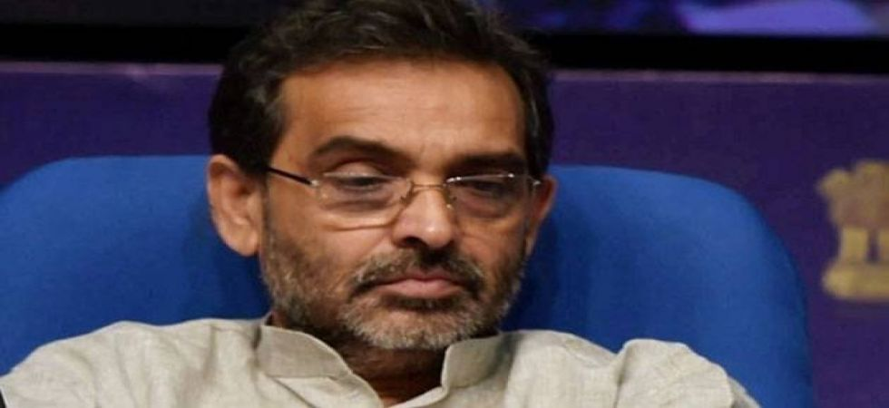 BJP ally Upendra Kushwaha likely to meet Rahul Gandhi: Sources (File Photo)