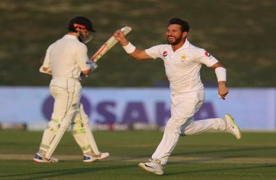 Yasir Shah creates history, becomes fastest to 200 Test wickets in Abu Dhabi game