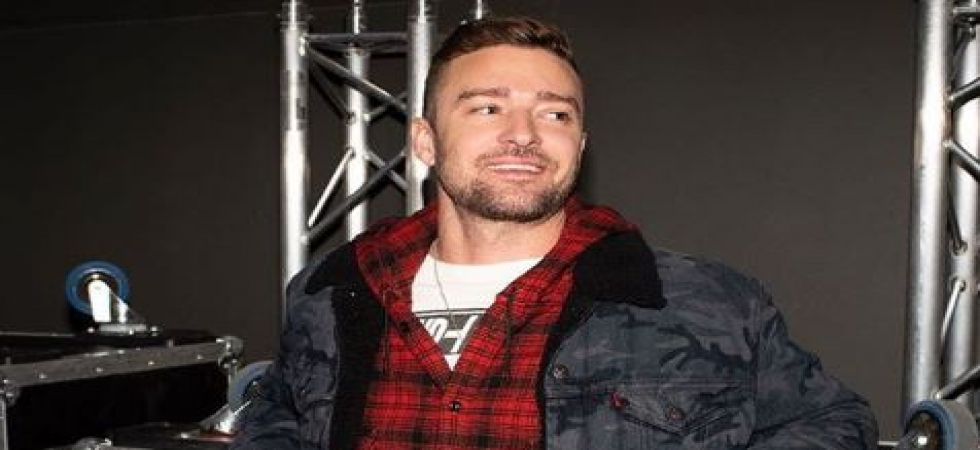 Justin Timberlake postpones December tour dates due to bruised vocal cords (Instagrammed photo)