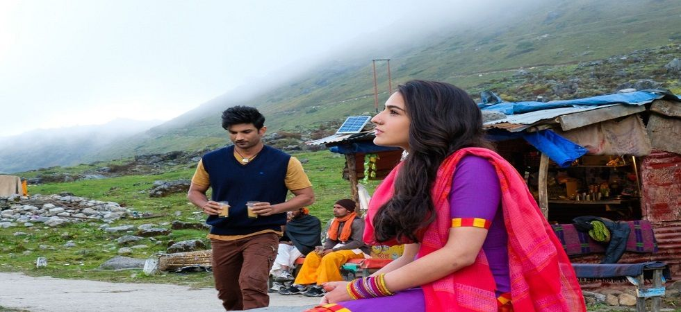 Kedarnath has Sushant Singh Rajput and Sara Ali Khan in lead roles and is set in the backdrop of the 2013 Uttarakhand floods. (File photo)