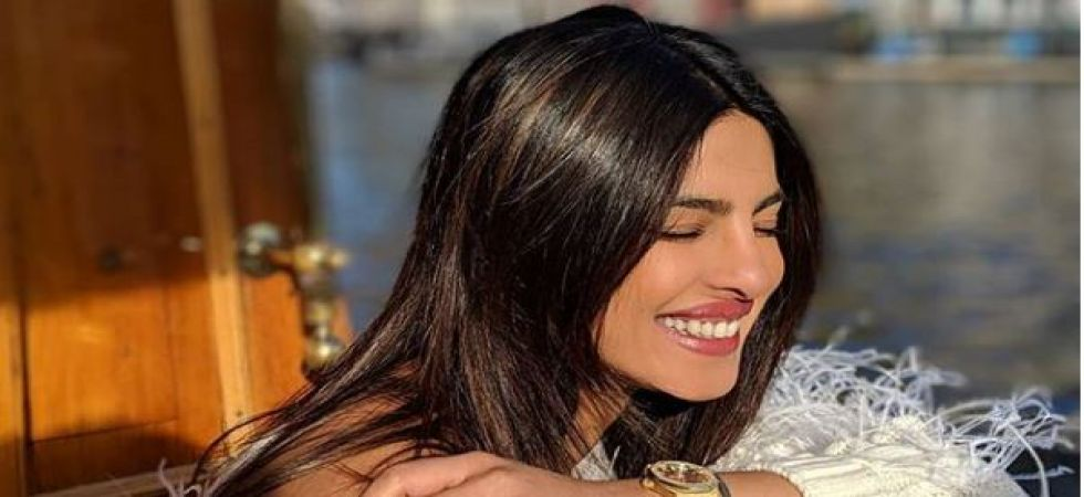 Priyanka Chopra among four Indians to be named in Forbes' List of 100 Most Powerful Women in 2018 (Instagrammed photo)