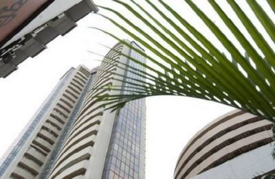 Sensex tanks 572 points on global equity meltdown