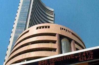 Market rebounds on easing crude, firming rupee; HCL Tech cracks 6 percent