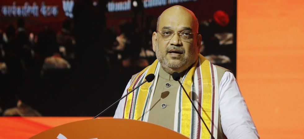 West Bengal is a hotbed of all the illegal activities: Amit Shah (File photo)