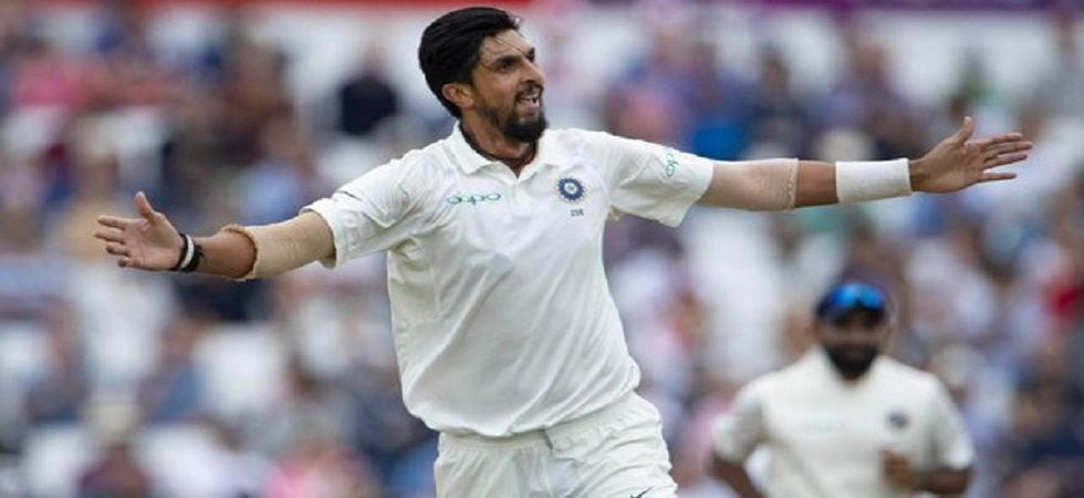 Ishant Sharma became the third Indian pacer to take 50 wickets in Tests against Australia. (Image credit: Twitter)