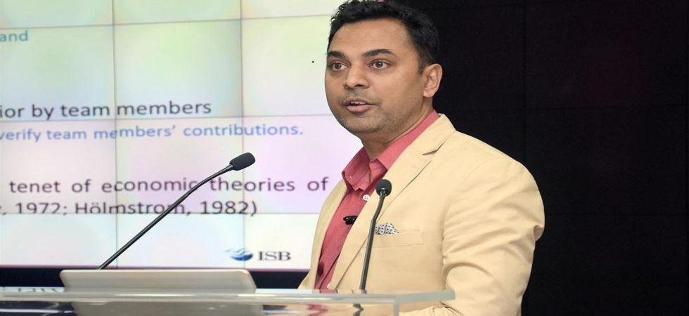 Krishnamurthy Subramanian appointed as Chief Economic Adviser (File Photo)