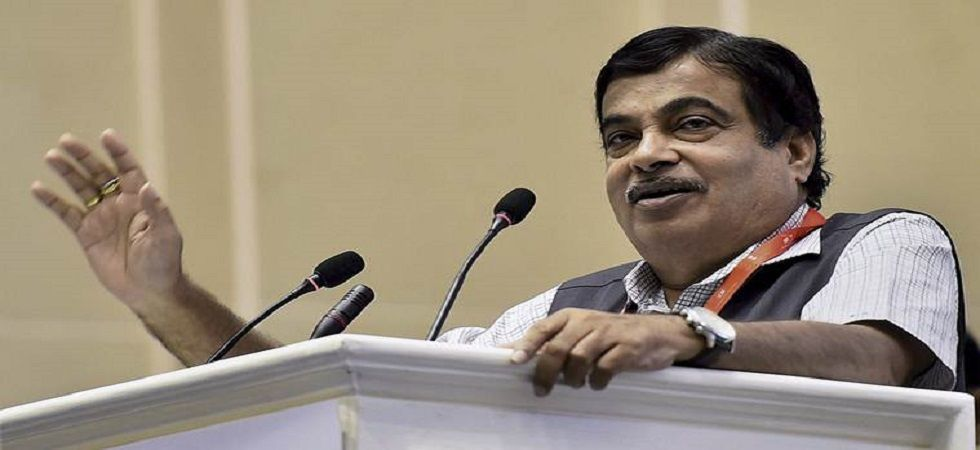 Nitin Gadkari was in Ahmednagar for the convocation ceremony of the Mahatma Phule Agricultural University
