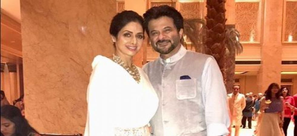 Anil Kapoor: Was offered to play lead opposite Sridevi in 'Chaalbaaz' (Instagrammed photo)