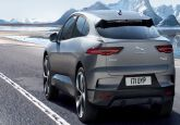 Jaguar I-PACE all electric SUV scores five star Euro NCAP safety ratings