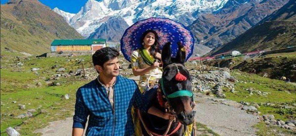 Kedarnath release banned in seven districts of Uttarakhand (Instagrammed photo)
