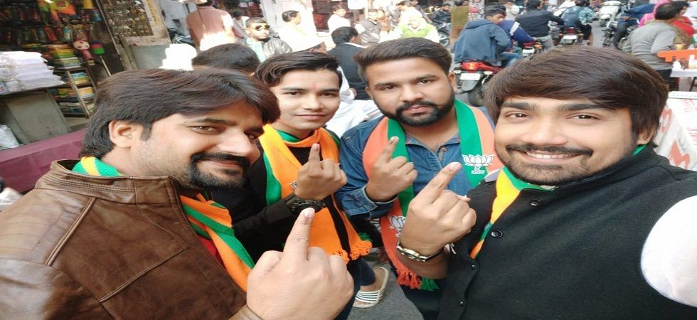 Over 2,000 candidates are in the fray for 199 Assembly seats in Rajasthan. (Photo: BJP4Rajasthan/Twitter)