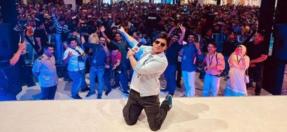 Shah Rukh Khan becomes dearer on Twitter, poorer on Forbes survey (Instagrammed photo)