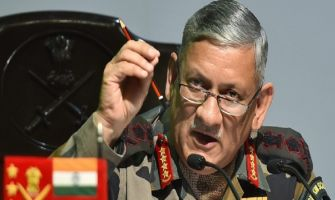 'Acceptance is good but we knew it': General Rawat on Imran Khan's 26/11 attack statement