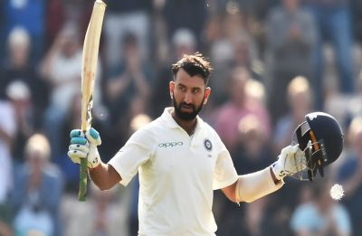 Cheteshwar Pujara boosts India's lead on another sluggish day in Adelaide