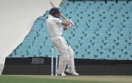 Virat Kohli creates history in Adelaide Test, India in a