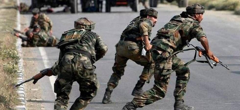 Two terrorists killed, two soldiers injured in gunfight in Kashmir's Mujgund