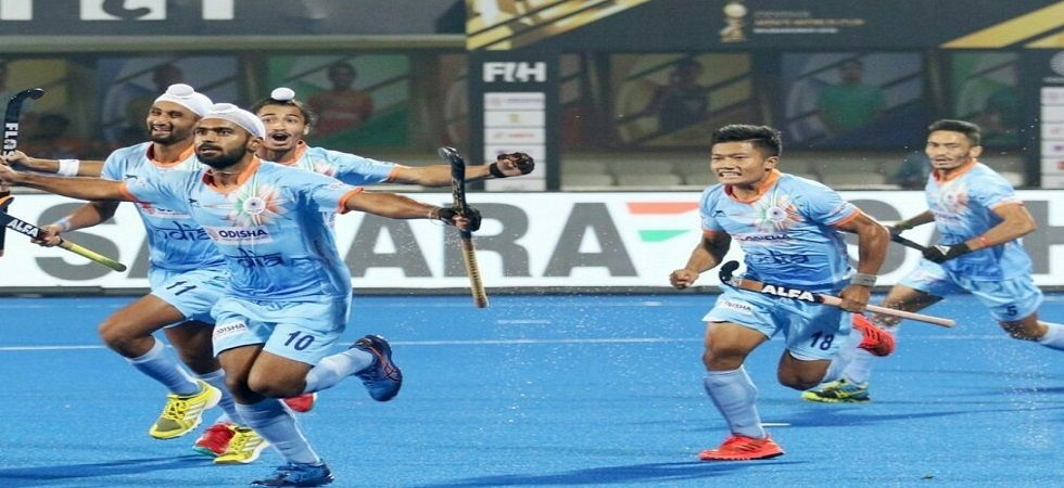 Hockey World Cup 2018: India beat Canada 5-1 to reach quarterfinals