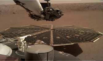 In a first, NASA's InSight records sound waves from Mars | Listen to them