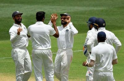 India vs Australia 1st Test highlights: Kohli's side need six wickets for famous win