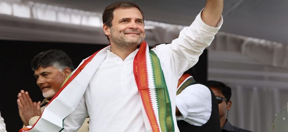 Pass resolution in support of Women's Bill: Rahul to Congress CMs (File Photo)