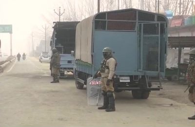 J-K: 3 terrorists killed, 5 security personnel injured in Mujgund encounter, internet suspended in Srinagar