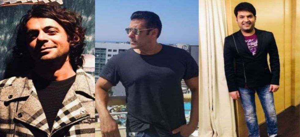 Salman Khan spoke to me about it: Sunil Grover on collaborating with Kapil Sharma again