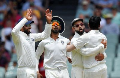 Virat Kohli's India secure historic 31-run win over Australia in Adelaide, take 1-0 lead in series