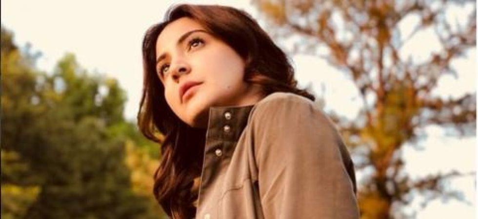 Anushka Sharma clears air on starring opposite Salman Khan in Sanjay Leela Bhansali's next (Instagrammed photo)