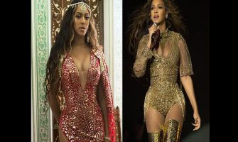 Beyoncé channels her inner desi in Abu Jani-Sandeep Khosla dress at Isha Ambani's sangeet