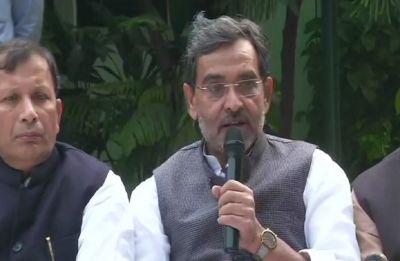 BJP ally RLSP chief Upendra Kushwaha resigns from Cabinet, hits out at PM Narendra Modi
