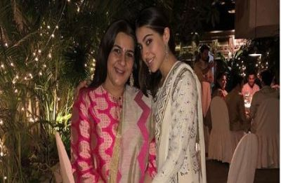 Sara Ali Khan: From flabby 96-kg-girl to the glamour icon, a journey truly fascinating!
