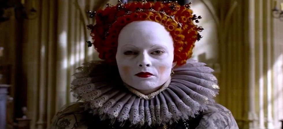 Margot Robbie opens up about her role as Queen Elizabeth I (Photo: Twitter)