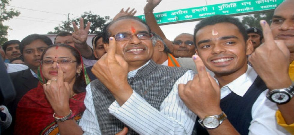 Madhya Pradesh polls: 14 ministers in Chouhan cabinet trailing (File Photo)