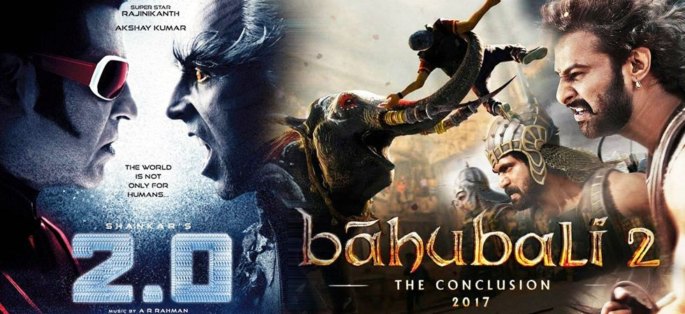 Shankar directorial 2.0 has taken over the might of SS Rajamouli's magnum opus, Baahubali 2: The Conclusion.