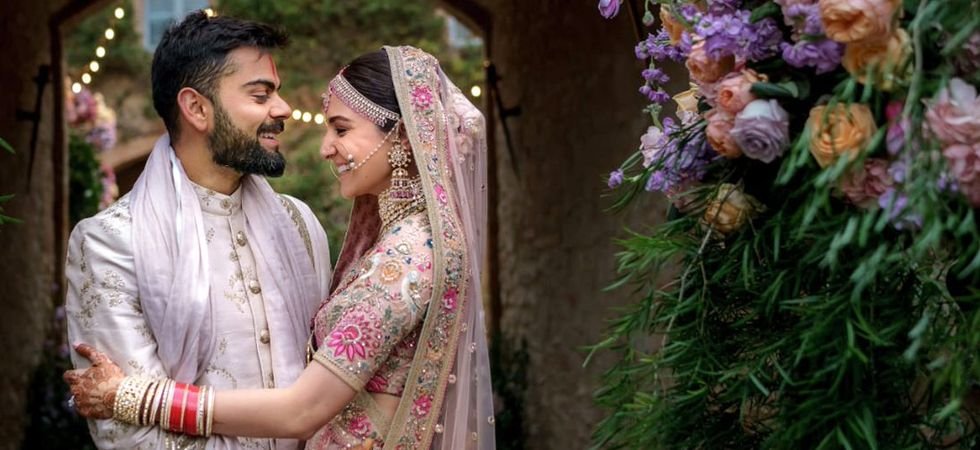 Virushka completes their 1 year of togetherness/ Image: Instagram
