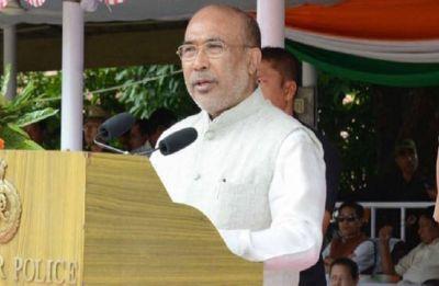 Manipur Chief Minister Biren Singh urges women to join politics, influence change