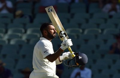 Cheteshwar Pujara breaks into the top five of latest ICC rankings for Test batsmen