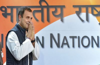 Congress president Rahul Gandhi summoned for controversial remark on BJP counterpart Amit Shah