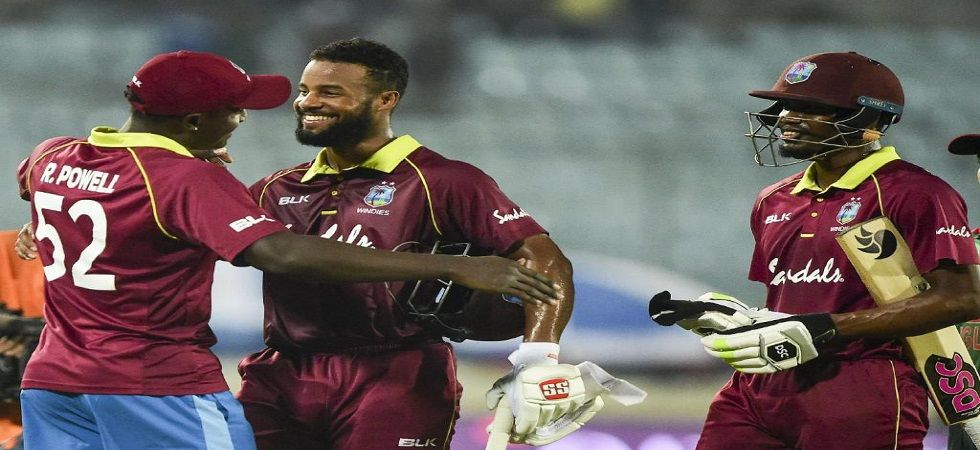 Shai Hope century propels West Indies to series-levelling