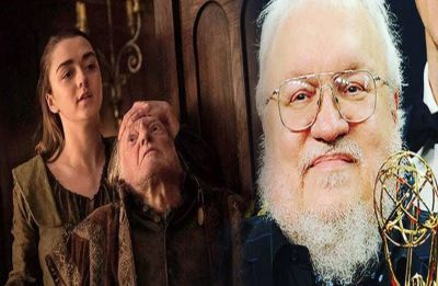 George RR Martin promises to finish off 'A Song of Ice and Fire' series
