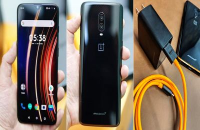 OnePlus 6T McLaren Edition with 10GB RAM launched, more details inside